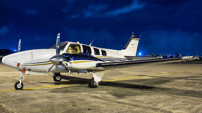 PR-AVE - Beechcraft 58 Baron - Private