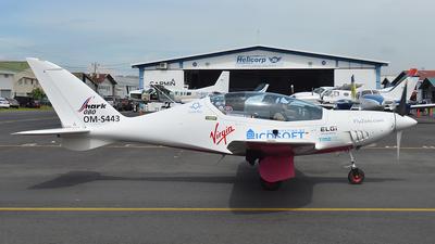 OM-S443 - Shark Aero Shark - Private