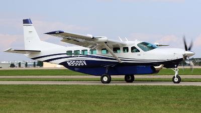 N950SV - Cessna 208B Grand Caravan - Private