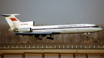 EX-85762 - Tupolev Tu-154M - Kyrgyzstan Airlines