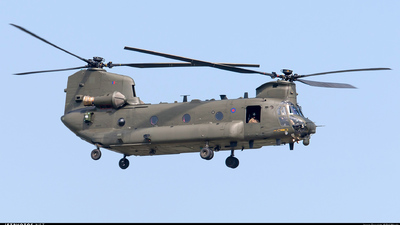 ZA677 - Boeing Chinook HC.2 - United Kingdom - Royal Air Force (RAF)