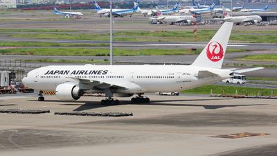 JA710J - Boeing 777-246(ER) - Japan Airlines (JAL)