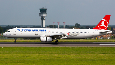 TC-JMI - Airbus A321-231 - Turkish Airlines