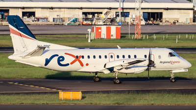 A picture of VHZRE - Saab 340B - Regional Express - © Vincent Borisovich Zhao