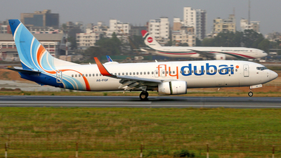 A picture of A6FGF - Boeing 7378KN - FlyDubai - © Raihan Ahmed