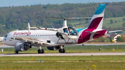 D-HHSA - Robinson R22 Beta II - Private