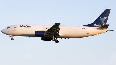 TF-BBJ - Boeing 737-476(SF) - Bluebird Nordic