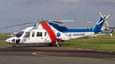 A picture of CGHJV - Sikorsky S76A - Helijet International - © Eddie Heisterkamp