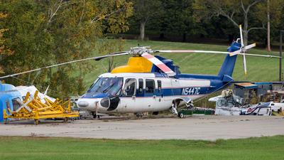 A picture of N5447C - Sikorsky S76 - [760180] - © HA-KLS