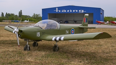 OK-PUA74 - Zenair CH601 XL - Private