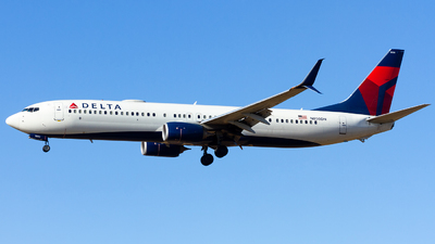 A picture of N850DN - Boeing 737932(ER) - Delta Air Lines - © Conor Clancy