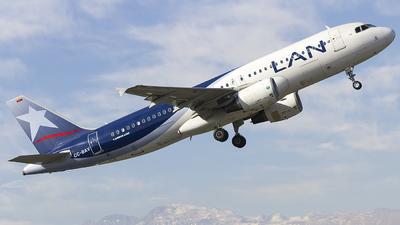CC-BAV - Airbus A320-214 - LAN Airlines
