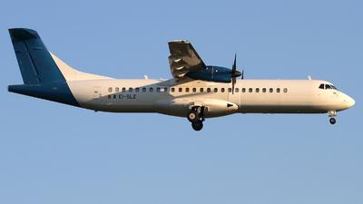 A picture of EISLZ - ATR 72202(F) - ASL Airlines Ireland - © Francesco Palla