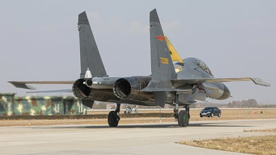 70209 - Shenyang J-11BS - China - Air Force