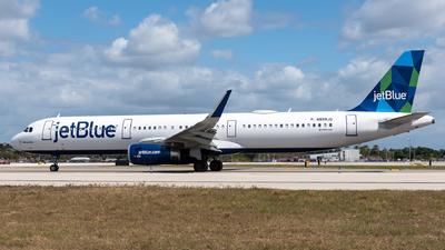N999JQ - Airbus A321-231 - jetBlue Airways