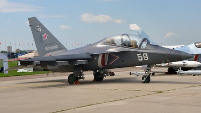 RF-44574 - Yakovlev Yak-130 - Russia - Air Force