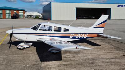 G-INAS  - Piper PA-28-181 Cherokee Archer II - Private
