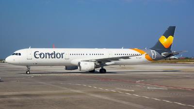 YL-LCY - Airbus A321-211 - Condor (SmartLynx Airlines)