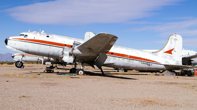 N44908 - Douglas C-54B Skymaster - Biegert Aviation