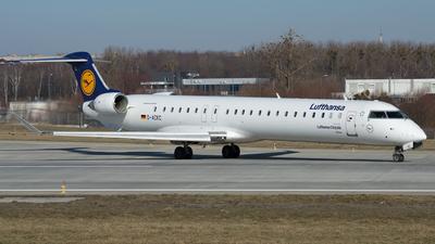 D-ACKC - Bombardier CRJ-900ER - Lufthansa CityLine