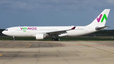 EC-MTU - Airbus A330-223 - Wamos Air