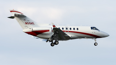 N50AE - Raytheon Hawker 900XP - Private