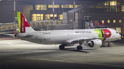 CS-TJN - Airbus A321-251N - TAP Air Portugal