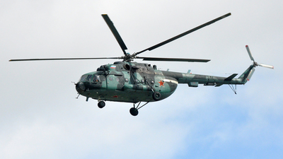 RF-23161 - Mil Mi-8MT Hip - Russia - Federal Border Guards Aviation Command