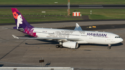 A picture of N388HA - Airbus A330243 - Hawaiian Airlines - © Peter Williamson