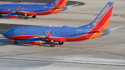 N750SA - Boeing 737-7H4 - Southwest Airlines