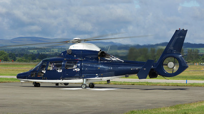 ZJ780 - Eurocopter AS 365N3 Dauphin - United Kingdom - Army Air Corps
