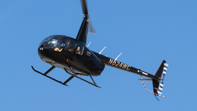 N624WC - Robinson R44 Raven II - Private