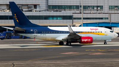 VT-SYU - Boeing 737-75R - SpiceJet