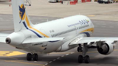 XY-AGV - Airbus A319-111 - Myanmar Airways International (MAI)