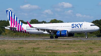SX-TEC - Airbus A320-251N - Sky Express