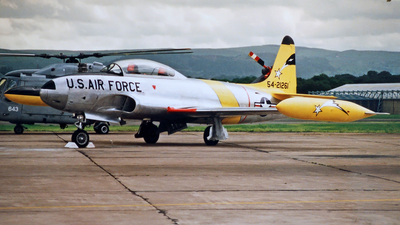 N33VC - Canadair CT-133 Silver Star III - Private