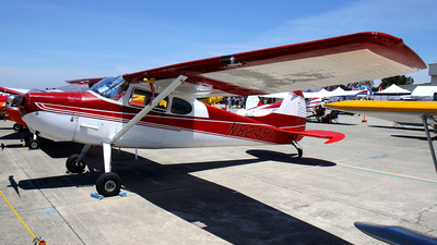 N8245A - Cessna 170B - Private