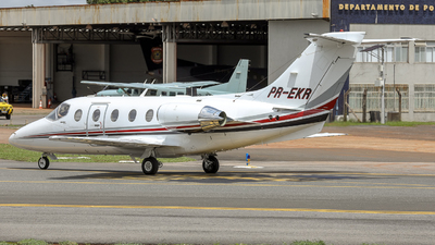 A picture of PREKR - Hawker Beechcraft 400XP - [RK437] - © brasiliaspotter