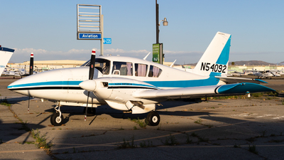N54092 - Piper PA-23-250 Aztec E - Private