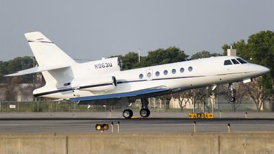 N963U - Dassault Falcon 50 - Private