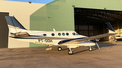 PT-ODH - Beechcraft C90A King Air - Private