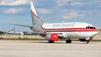 N332CK - Boeing 737-375(SF) - Kalitta Charters II