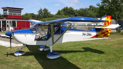 A picture of PH3M6 - Aeropro Eurofox - [10501] - © BaszB