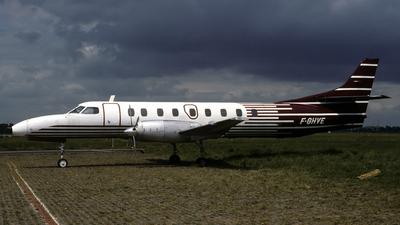 F-GHVE - Fairchild SA227-AC Metro III - Compagnie Aeronautique Europeenne
