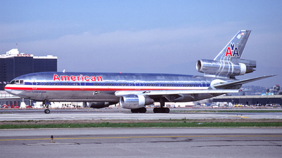 N128AA - McDonnell Douglas DC-10-10 - American Airlines