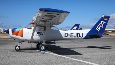 D-EJDJ - Cessna 152 - IFA - Instituto de Formação Aeronáutica