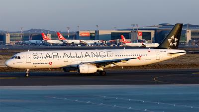 A picture of TCJRB - Airbus A321231 - Turkish Airlines - © Ömür Sadikoglu