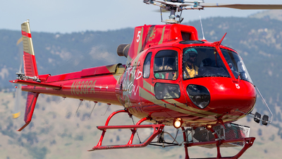 N838PA - Airbus Helicopters H125 - Papillon Grand Canyon Helicopters