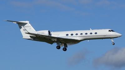 N372BG - Gulfstream G550 - Private