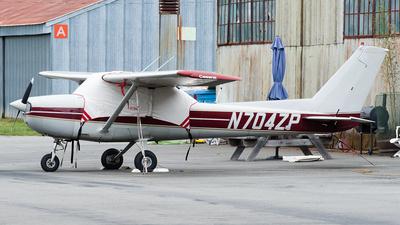 N704ZP - Cessna 150M - Private